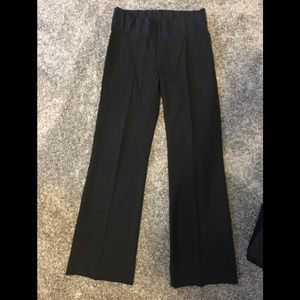 Gap Maternity Black Dress Pants Size 4 Regular